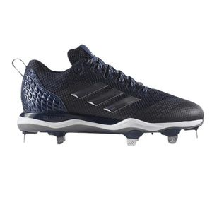 Adidas Women's Power Alley 5 Softball Cleats Blue